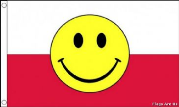 Poland Smiley Face